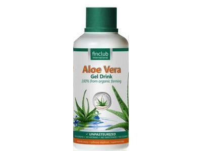 Aloe Vera GEL DRINK 520ml