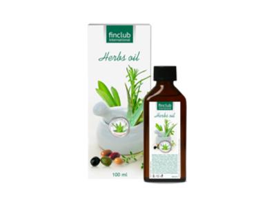 Aloe Vera Herbs Oil 100ml