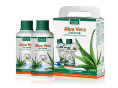Aloe Vera GEL DRINK 2x520ml