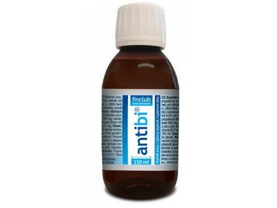 Finclub fin Antibi 150 ml