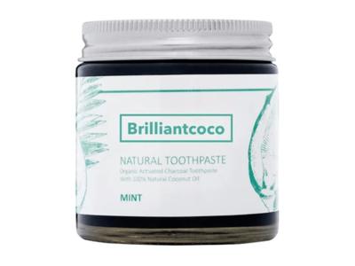 Brilliant COCO naturálna zubná pasta ZERO WASTE 100ml