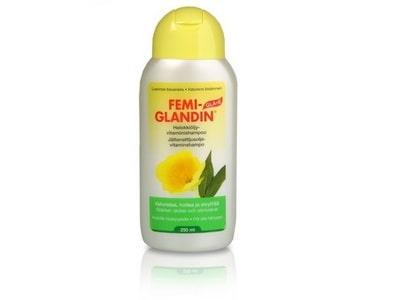 Finclub Femiglandin GLA+E šampón 250 ml