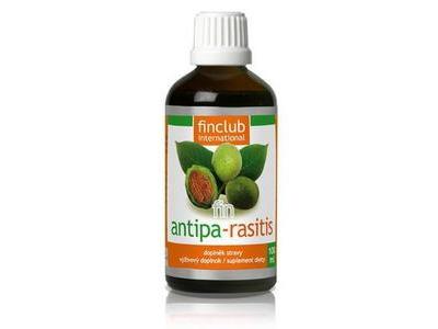 Finclub fin Antipa rasitis s alkoholom 100 ml