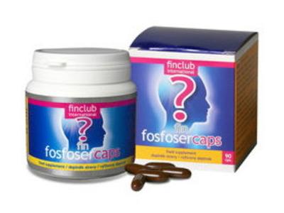 Fin Fosfosercaps 90 kapsúl