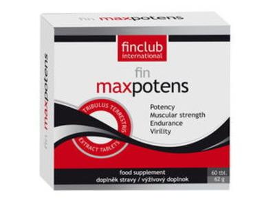 Maxpotens (X-potens) 60 tabliet