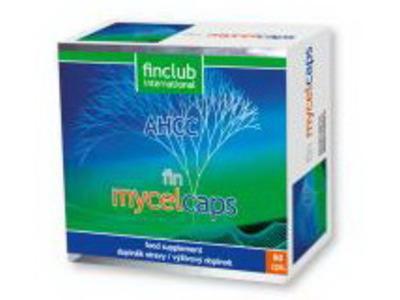 Fin Mycelcaps NEW 80 kapsúl