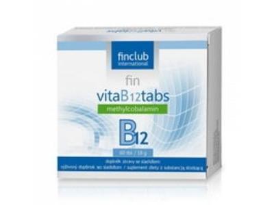 Finclub Fin VitaB12tabs 60 tabliet