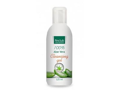 Finclub Aloe Vera CLEANSING gel 125ml