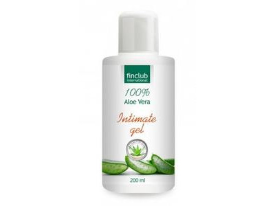 Finclub Aloe Vera INTIMATE gel 200ml
