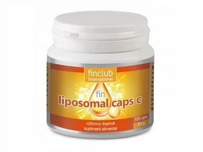 Finclub Liposomal Caps 100 kapsúl