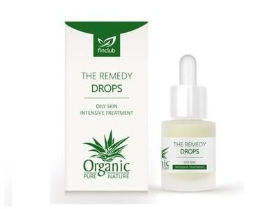 Finclub The Remedy DROPS koncentrovaný olej 15 ml