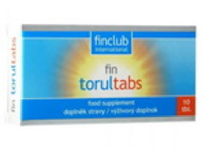 Fin Torultabs 10 tabliet