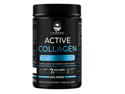 Lifeboost ACTIVE COLLAGEN kolagén v prášku 300g
