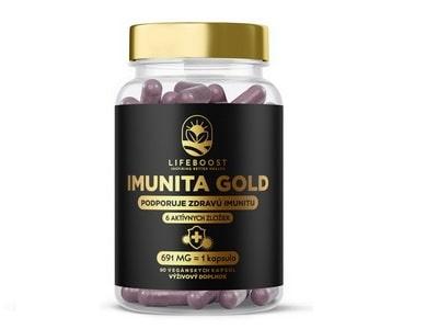 Lifeboost Imunita GOLD 60kapsúl