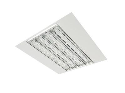 NASLI LENIS 4x14W stropné vstavané svietidlo