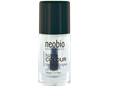 Neobio Lak na nechty 01 Magic Shine & Topcoat 8 ml