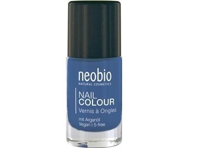Neobio Lak na nechty 08 Shiny Blue 8 ml