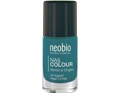 Neobio Lak na nechty 09 Precious Turquoise 8 ml