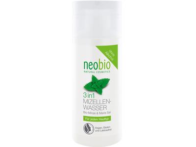 Neobio Micerálna voda 3v1 150 ml