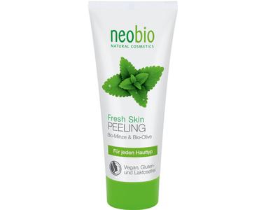 Neobio Pleťový peeling Fresh 100 ml