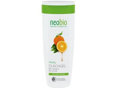 Neobio Sprchový gél Vitality 250 ml