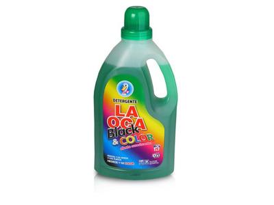 Finclub La Oca Prací gél na farebnú a čiernu bielizeň, 2 litre