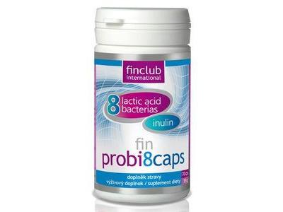 Fin Probi8caps Probiotiká 70 kapsúl