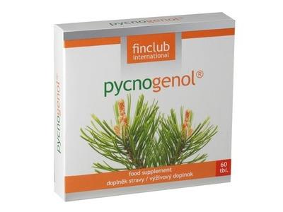 Finclub Pycnogenol 60tbl