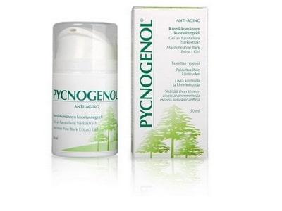 Finclub Pycnogenol gél 50ml