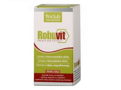 Finclub Robuvit® 60 tabliet