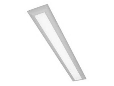 Stropné svietidlo NASLI GAUDIUM SLIM D 2x54W biele