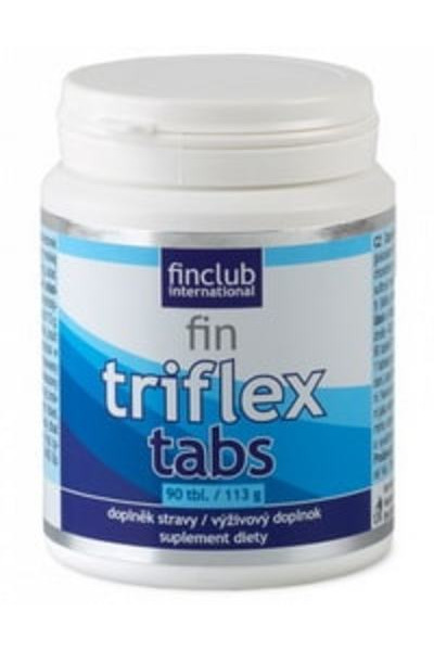 Fin Triflextabs 90 tabliet